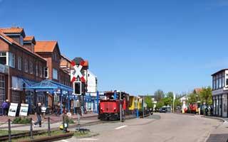 Borkum Bahnhof