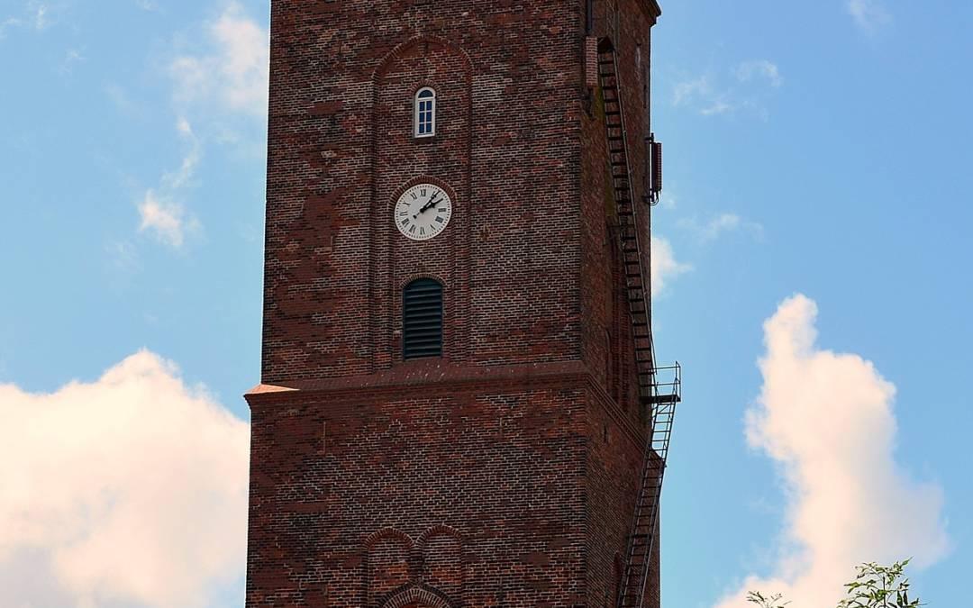 Borkum Alter Leuchtturm – eindrucksvolles Wahrzeichen