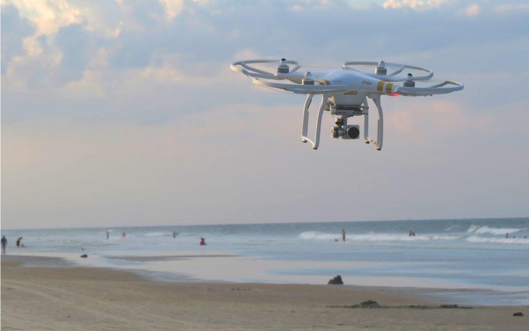 Nordseeinseln und Drohnen: Die neuen Verordnungen auf Langeoog