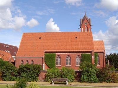 Evangelische Kirche Langeoog – Ein Blick in die außergewöhnliche Inselkirche