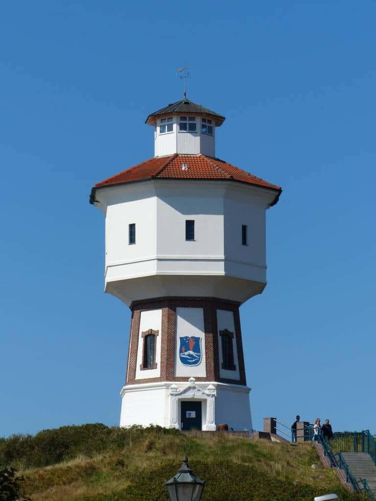 Wahrzeichen Langeoog Wasserturm