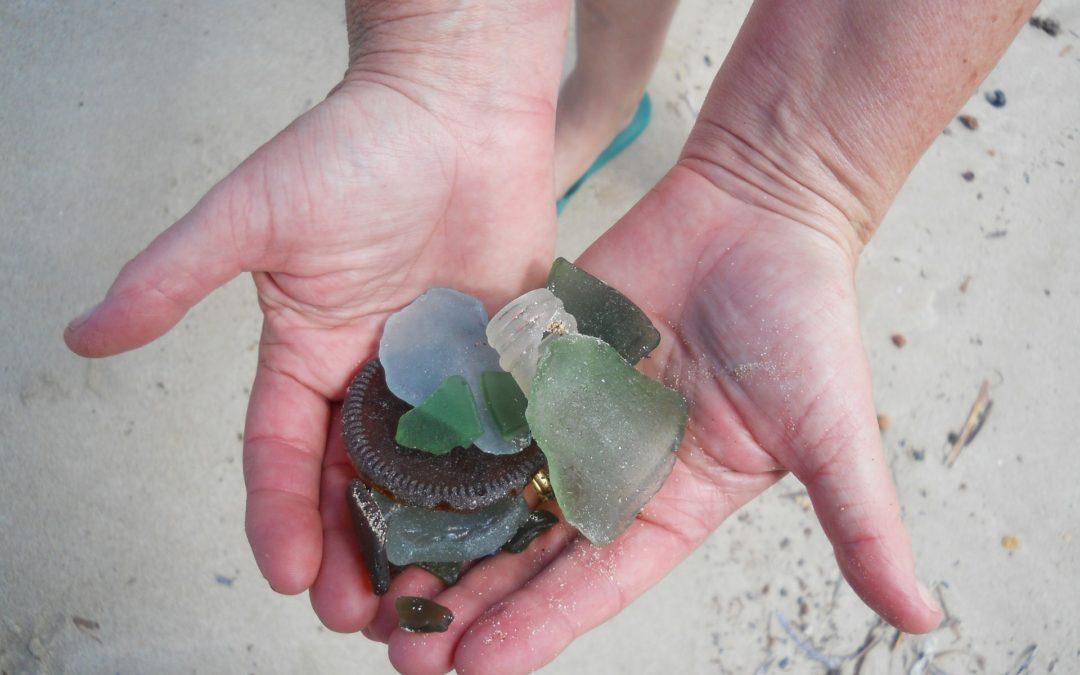 Nordseeinsel Helgoland – Die Schatzinsel des Meerglases