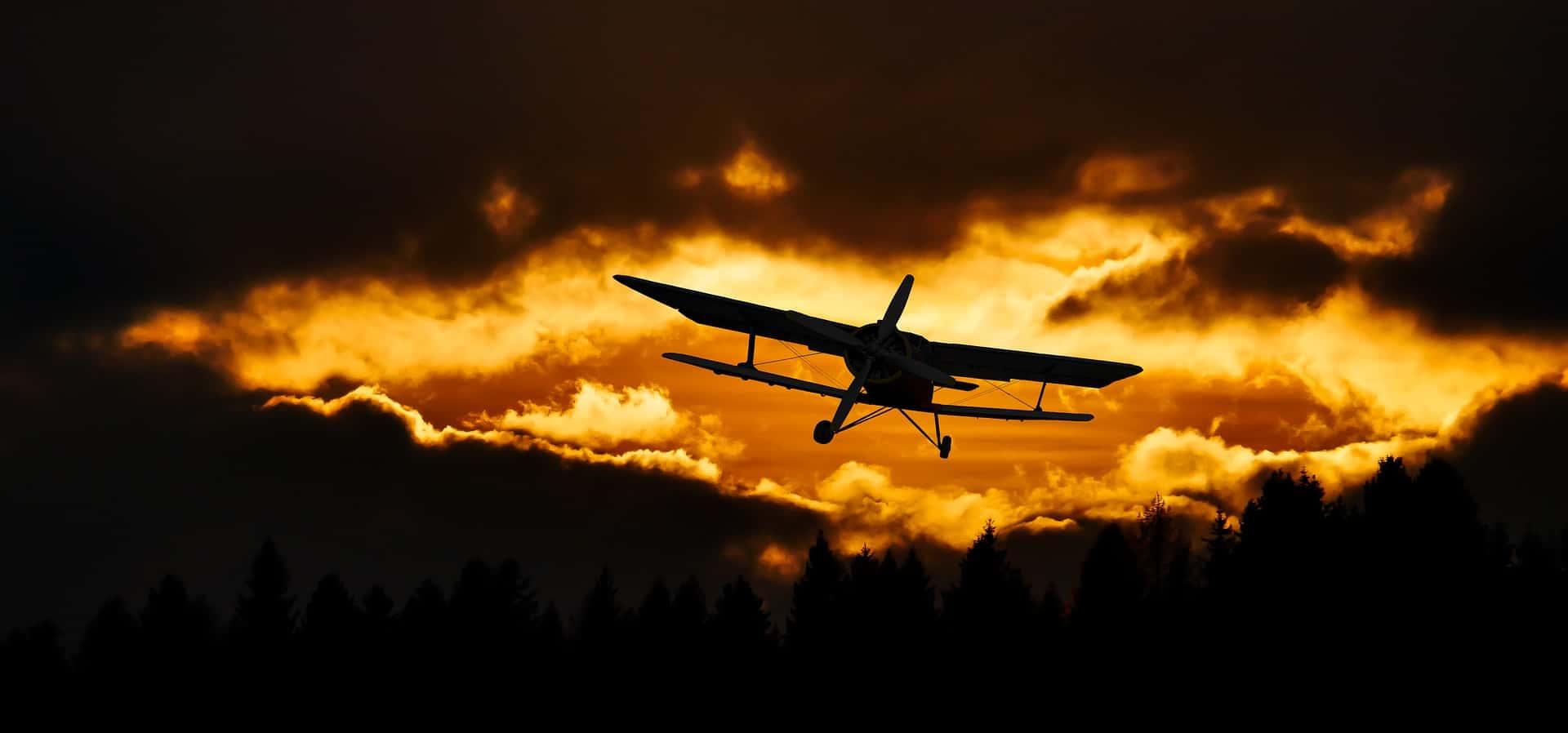 Die Nordseeinseln mit dem Flugzeug anfliegen