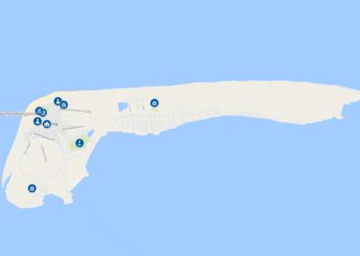 Langeoog Karte