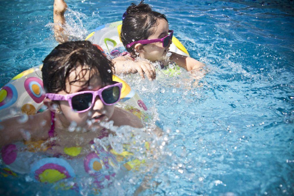 Badespaß im Nordseeinseln urlaub auf Langeoog im Erlebnisbad