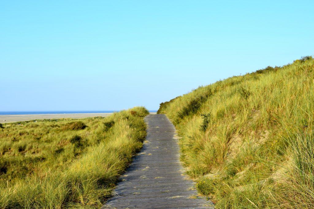 Ostfriesische Nordseeinseln Dünen