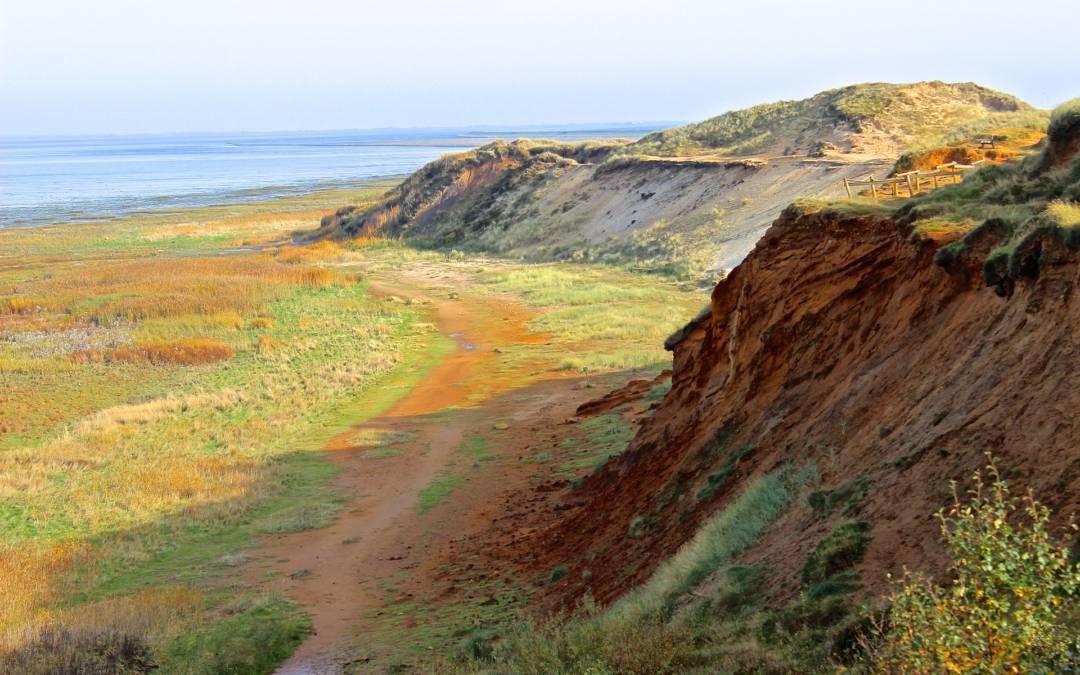 Rotes Kliff Sylt – ein unverkennbares Markenzeichen der Nordseeinsel