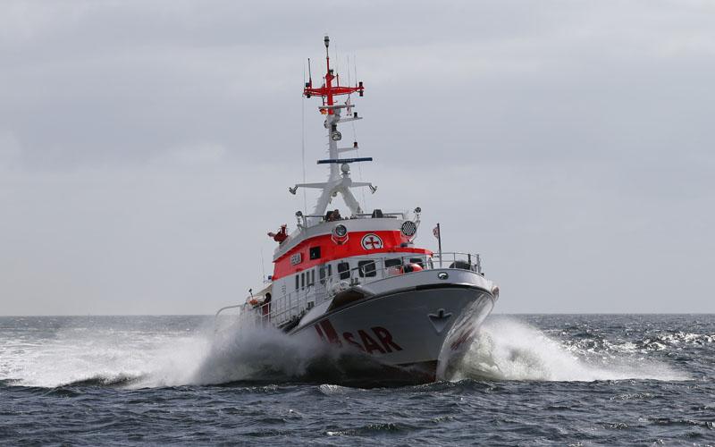 Nordseeinseln: DGzRS – Die Seenotretter