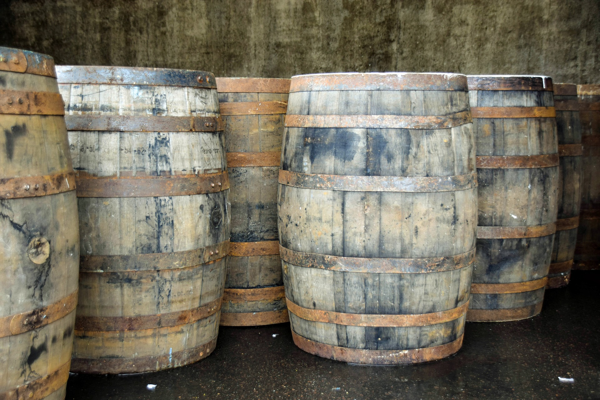 Sylt Whisky Nordseeinseln Holzfässer