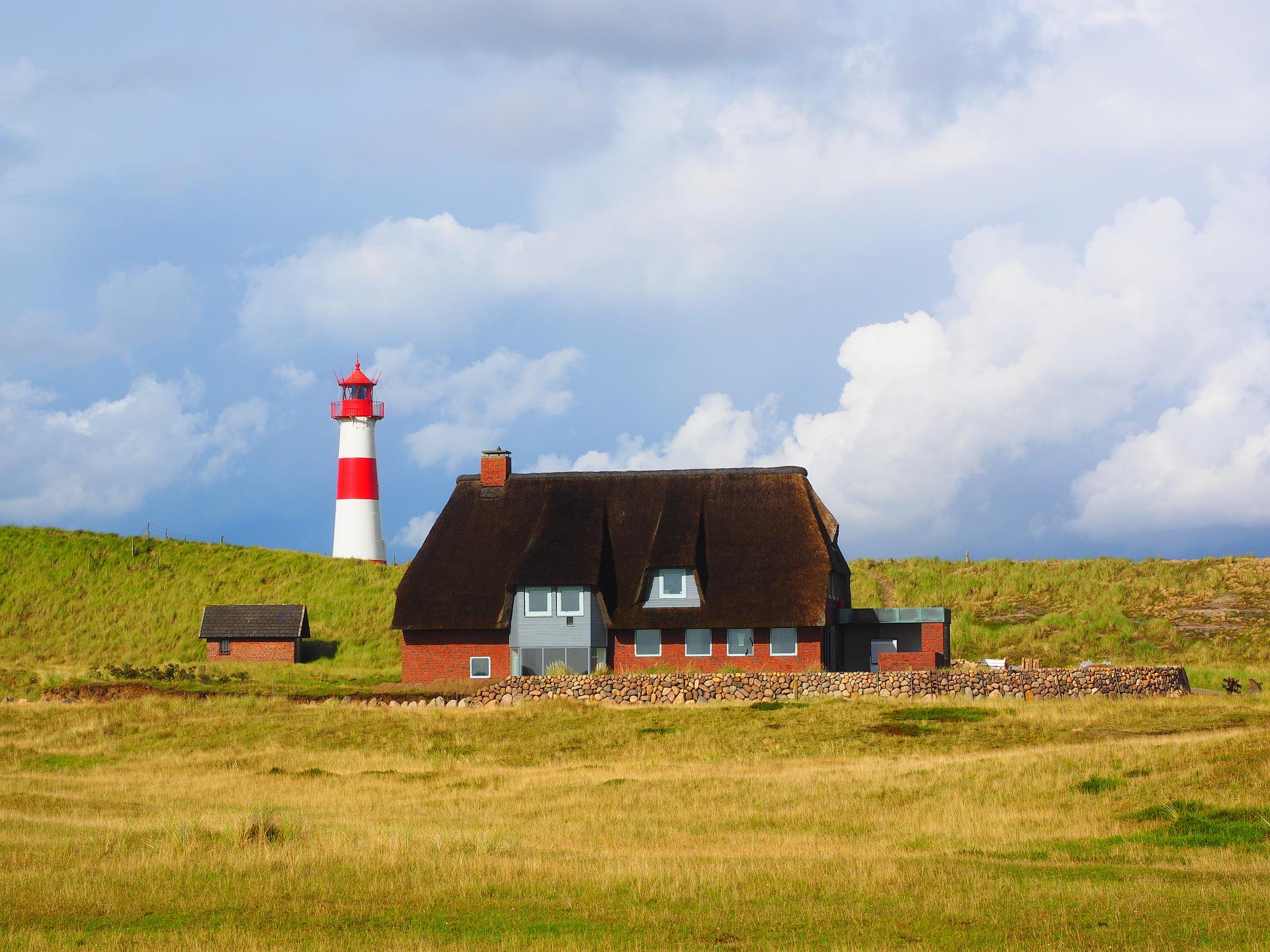 Urlaub auf der Nordseeinsel Sylt: Leuchtturm Sylt