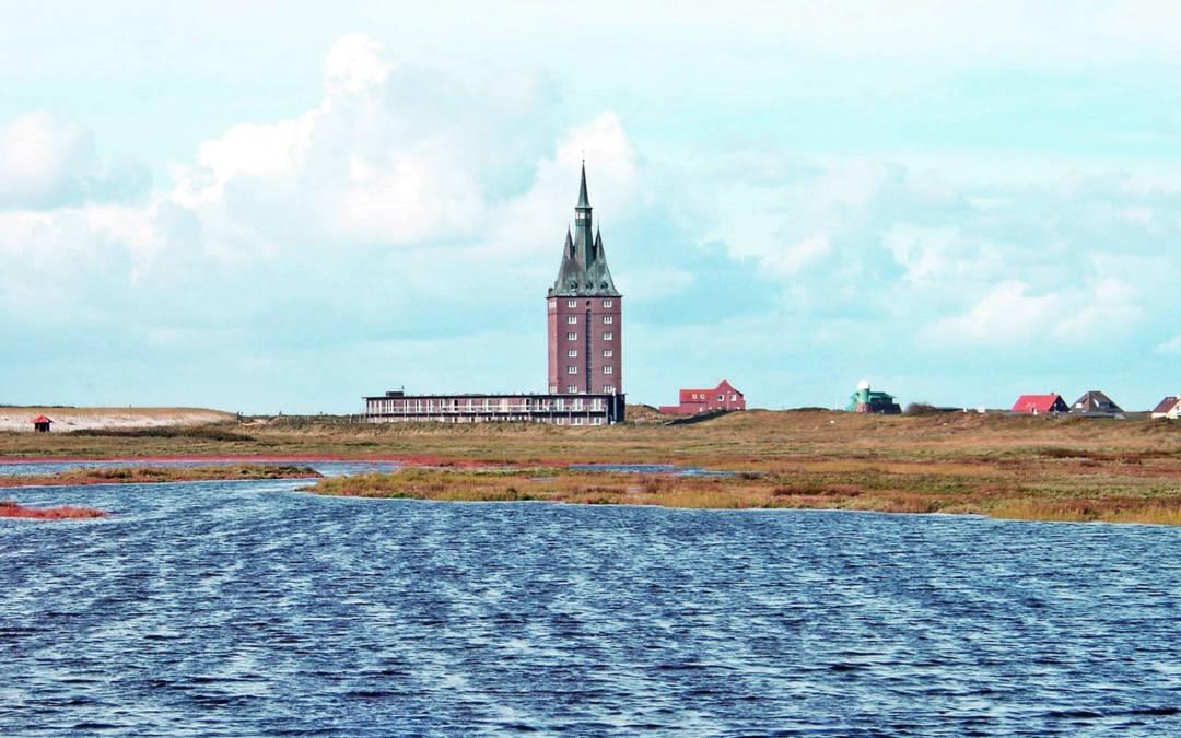 Westturm Wangerooge – Vom Seezeichen zum Wahrzeichen